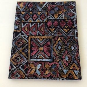 🖼 Fabric picture frame NWOT
